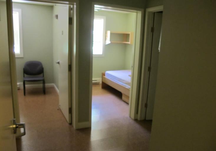 Room in the Men's Residence